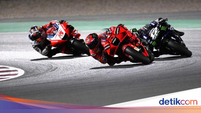 Link Live Streaming MotoGP Portugal 2021 Saksikan
