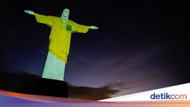 Begini Cara Brasil Dukung Olimpiade Tokyo