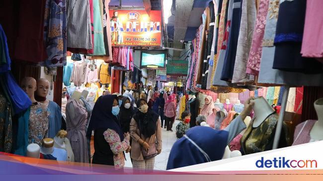 Lebaran Masih Jauh, Bisnis Busana Muslim di Pasar Ini ...