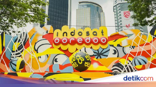 ISAT Tahun Lalu Rugi, Indosat Kantongi Laba Rp 5,6 T di Semester I-2021