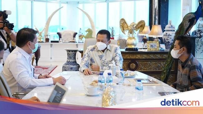 INRU Ketua MPR: Pemerintah Harus Proses Pelanggaran PT Toba Pulp Lestari