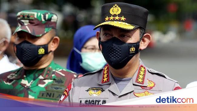Ke Papua, Kapolri Pastikan Keamanan Jelang PON dan ...