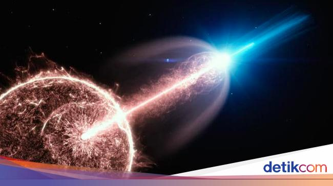 The Universe's Biggest Star Explosion Has Been Captured on Camera