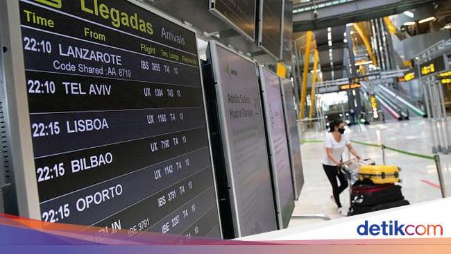 Akhirnya, Spanyol Buka Perbatasan untuk Turis Asing