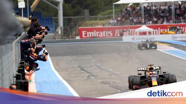 Verstappen wins after defeating Hamilton