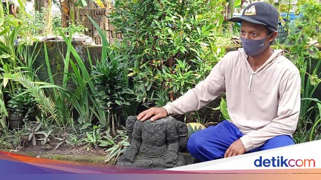 Cerita Warga Klaten Temukan Arca Tanpa Kepala Saat Gali ...