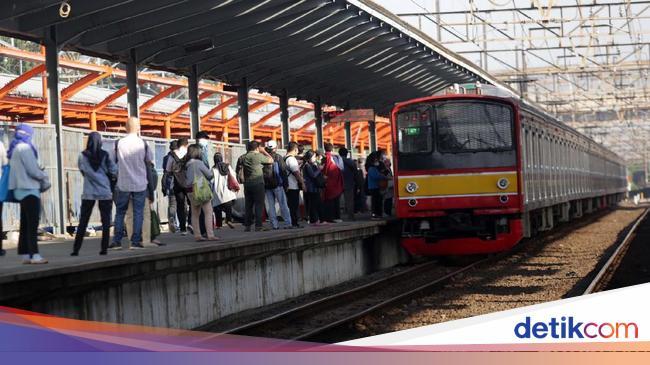 Pembatasan KRL Jabodetabek Masih Berlaku di Perpanjangan PPKM