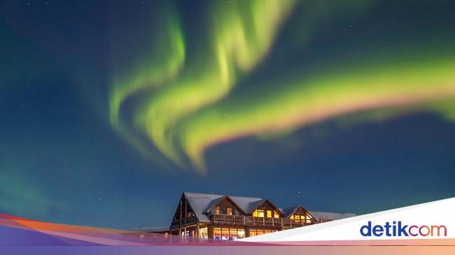 Foto: Hotel di Pedesaan Islandia yang Tawarkan Liburan Gratis