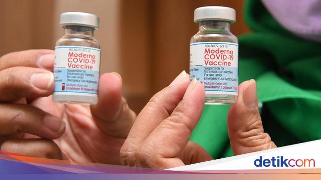 Heboh Influencer Diduga dapat Vaksin Booster, Berapa Sih Stok Vaksin Moderna?