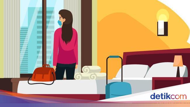 Selain Jakarta, Ada Juga Hotel Isoman di Jawa Barat dan Jawa Tengah