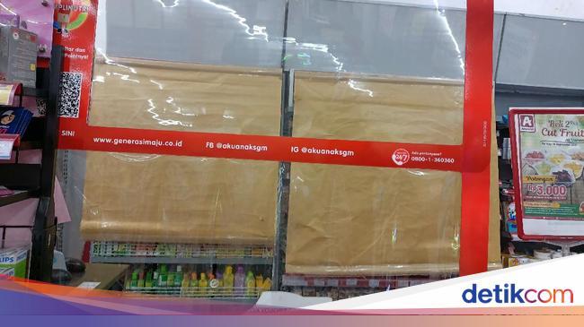 Rokok di Minimarket DKI Ditutup, Begini Respons Pembeli