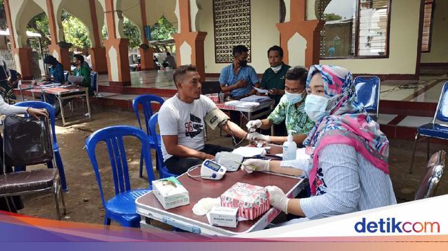 Jelang World Super Bike, Vaksinasi di Lombok Barat Terus Dikebut