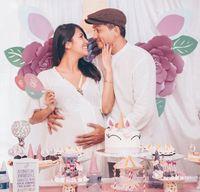 Pernah Gagal, Artis - artis Ini Bahagia di Pernikahan Keduanya