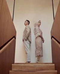 Gaya Prewed Melodi Eks JKT-48, Dengan Hijab Makin Cantik!