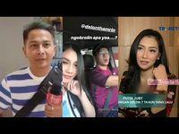 Putri Juby Mengaku Hamil Setelah Putus Dari Delon `Idol`, Nah Loh?
