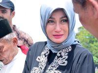 Sisca Dewi Dipolisikan Suami Sirinya Sendiri