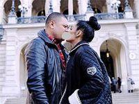 KD-Raul Pamer Ciuman Bibir, Netizen Heboh!