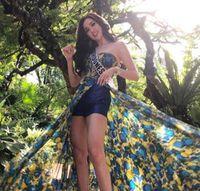 Gagal Menjadi Miss universe 2018, Sonia Fergina Tetap Memukau!