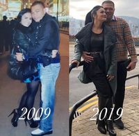 Ikutan #10yearschallenge KD - Raul Lemos Dicibir  `Masih Istri Anang`