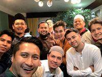 Raffi Ahmad dan Gigi Ikutan Kajian, Bikin Adem Yah