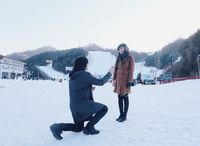 Video Kevin Aprilio `Propose` Vicy Melanie