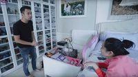 Raffi Pamer Koleksi Sepatu Istrinya yang Capai 1 Miliar