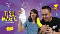 Kuy Nonton NGOBS KUY! Tisu Magic