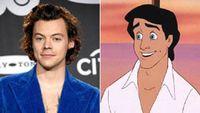 Harry Styles Calon Kuat Pemeran Pangeran Eric di `The Little Mermaid`?