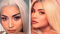 Unggah Foto Bak Artis Hollywood, Millendaru Disebut Kylie Jenner Indonesia