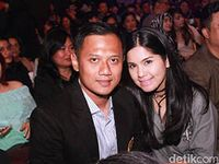 Annisa Pohan Ulang Tahun, Agus Yudhoyono Share Foto Awal Pernikahan