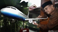 Nasib Pesawat R80 Habibie yang Gagal Masuk Prioritas Jokowi