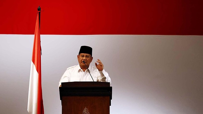 Gerindra: Prabowo Beri Pidato Kebangsaan 15 Februari di Semarang