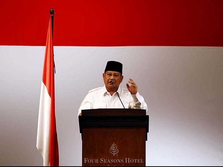 Susul Gerindra Banten, 4 Wilayah Lain akan Capreskan Prabowo