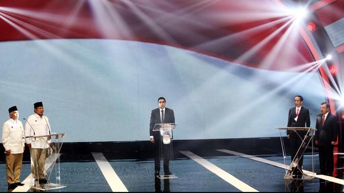 Debat Capres-Cawapres 2014 (Foto: Hasan Alhabshy)