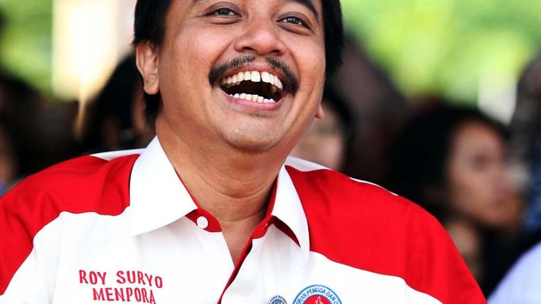 Kritik Soal Video Conference Jokowi di Lombok, PPP: Roy Suryo Nyinyir Mulu, Prestasinya Apa Saat Jadi Menpora?