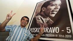 Ketua Bravo-5 Jenderal (Purn) Fachrul Razi Dipanggil Jokowi ke Istana