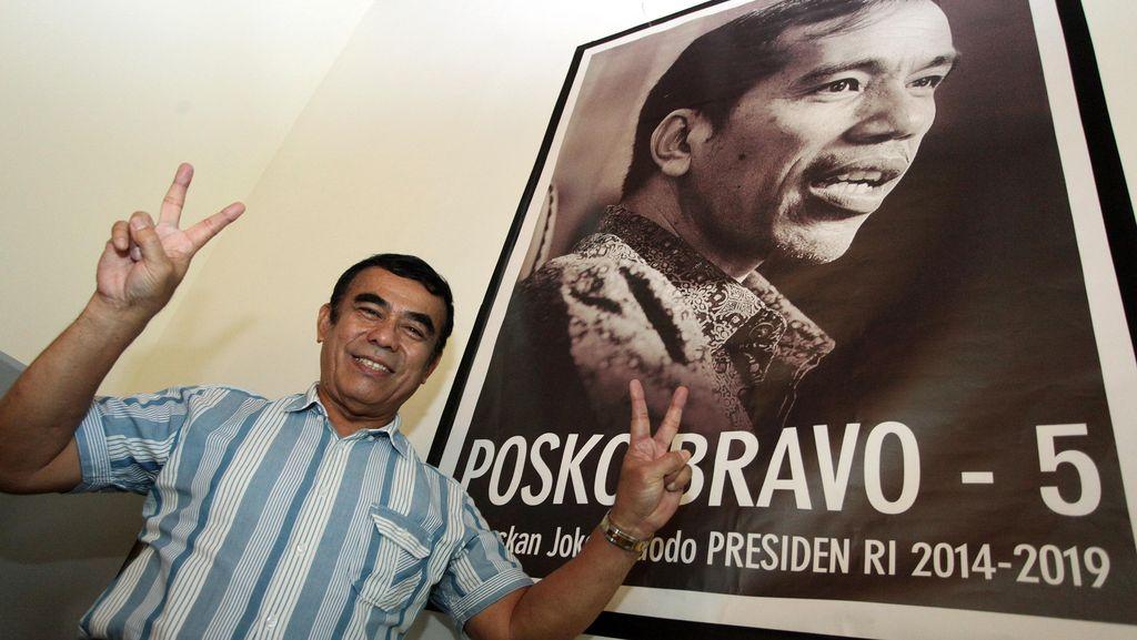 Fachrul Razi Calon Menteri Jokowi Pernah Rekomendasikan Pecat Prabowo