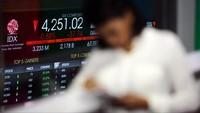Ekonomi RI Minus 5,32%, IHSG Langsung Menukik