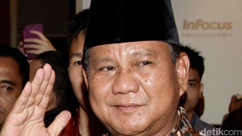 Gerindra: Kandidat Cawapres dari PKS Salah Satu Prioritas Prabowo
