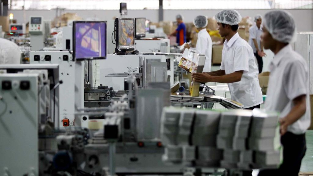 Seberapa Tangguh Sektor Industri Hadapi Pandemi?