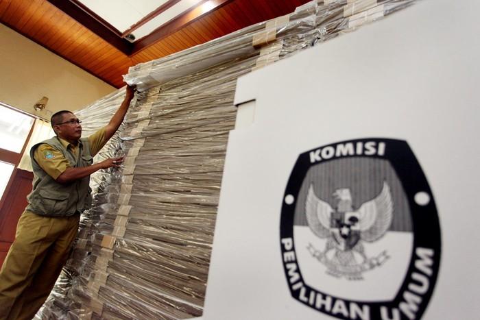 Ilustrasi pemilu. Foto: Rengga Sancaya