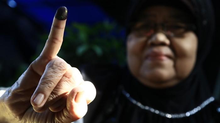 Penyandang disabiltas mental punya hak suara untuk Pemilu 2019 mendatang. (Foto: Dikhy Sasra)