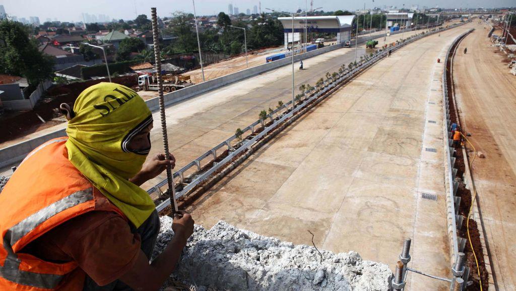 Tol Semarang-Demak Didesain Two In One dengan Tanggul Anti Rob
