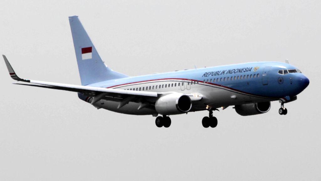 Alasan-alasan Jokowi yang Kini Sewa Pesawat ke AS