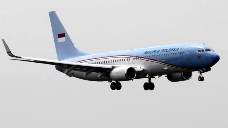 Bolehkah Jokowi Pakai Pesawat Kepresidenan Saat Kampanye?