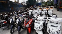 RI Ekspor Sepeda Motor ke Bangladesh Hingga Eropa