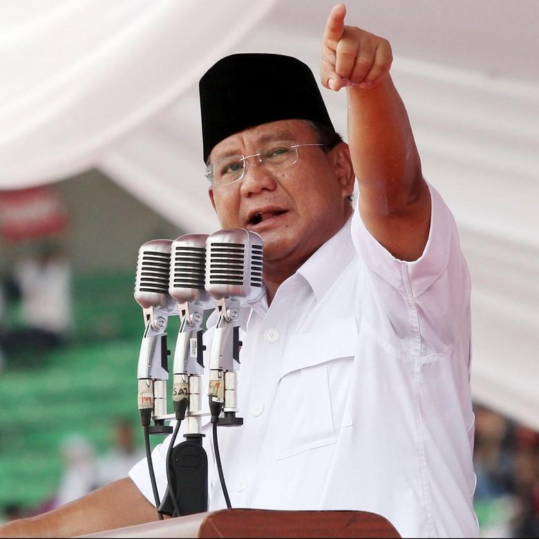 Paling Dipersiapkan Prabowo di Debat Capres: Pertanyaan soal HAM