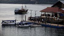 50 Ton Minyak Tumpah di Teluk Bayur, Tak Ganggu Pelabuhan