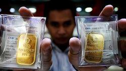Corona Kian Ganas, Harga Emas Antam Tembus Rp 816.000/Gram