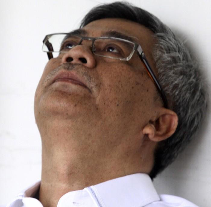 Mantan Ketua Mahkamah Konstitusi Akil Mochtar  (Foto: Lamhot Aritonang/detikcom)